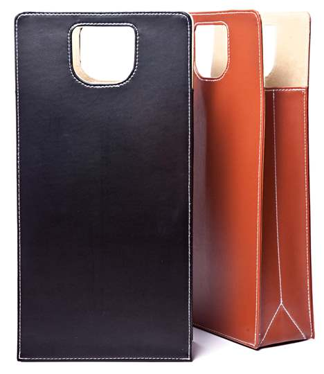 Fortezza Two-Wine Bottle Tote