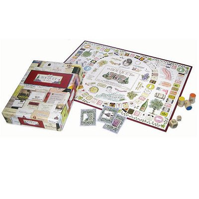 Bouquet The Wine Board Game