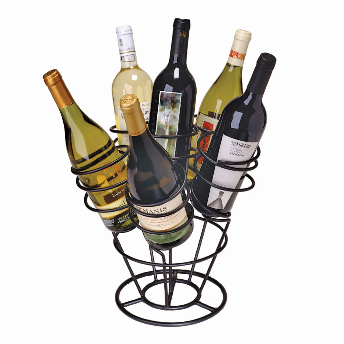 Fontana Tabletop Wine Rack