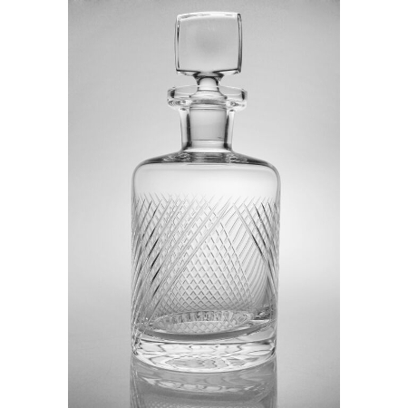 Bourbon Street Whiskey Decanter