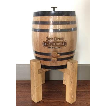 American Oak 5 Liter Barrel with Corporate Logo (set of 12)