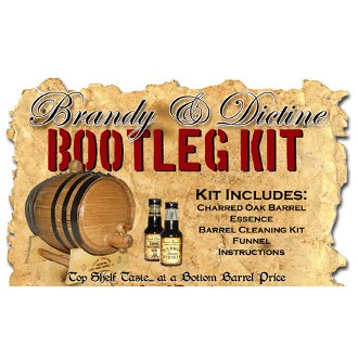 Brandy and Dictine Making Kit