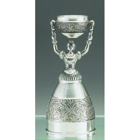 Brushed Nuernberg Bridal Cup