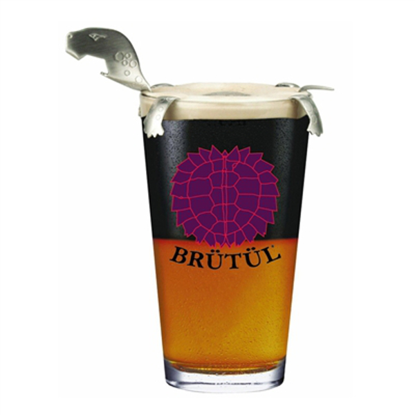 Brutel Lagerhead Black & Tan Turtle