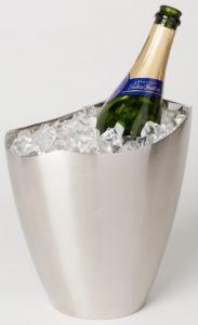 Elliptic Double-Wall Wine Cooler