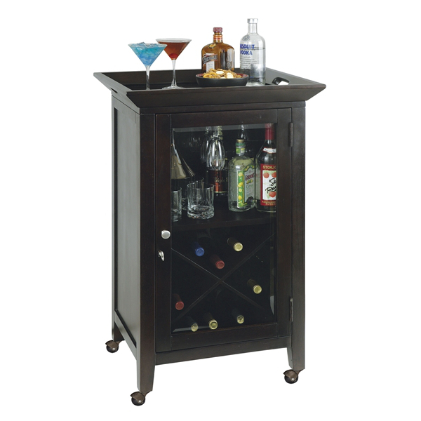Howard Miller Butler Wine & Bar Cabinet