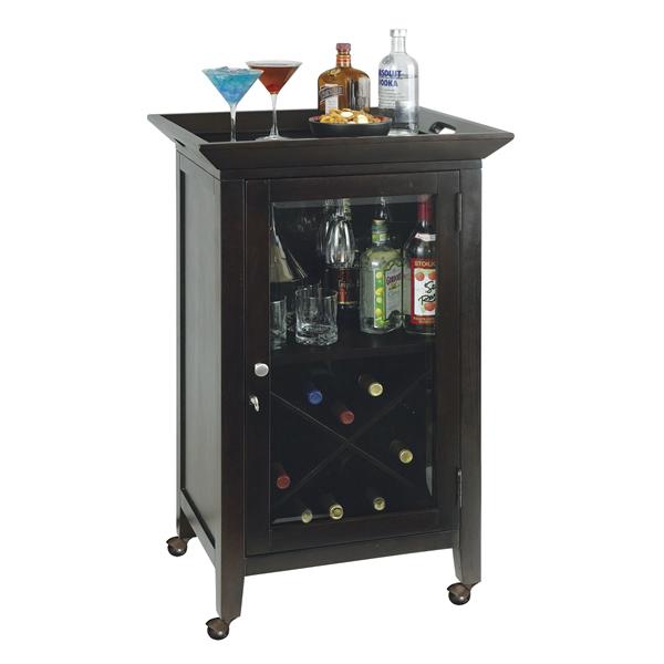 Howard Miller Butler Wine & Bar Cabinet