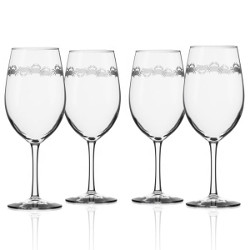 Cast of Crabs All Purpose Wine Glasses Set of 4
