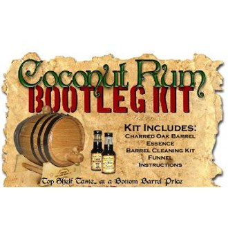 Coconut Rum Making Kit