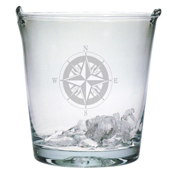 Compass Ice Bucket