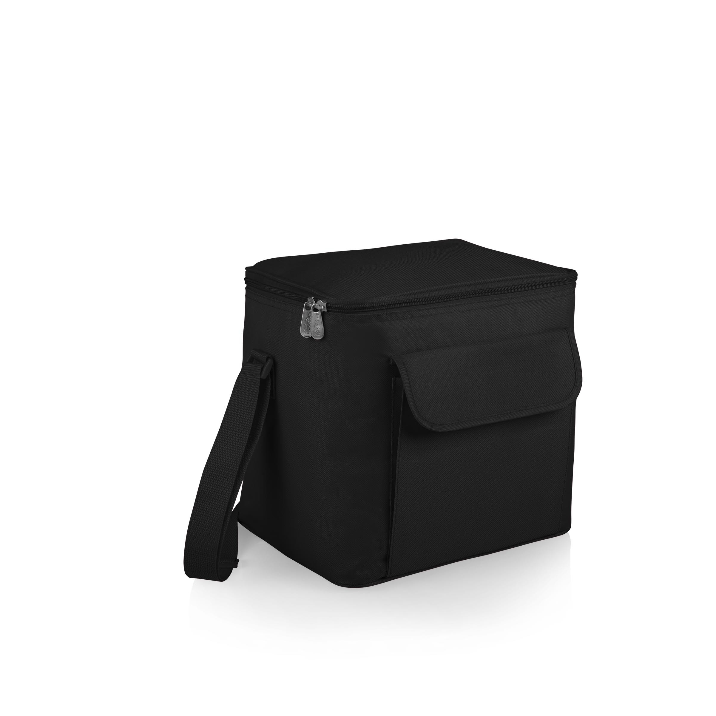 Picnic Time Aero 27-Can Capacity Insulated Cooler Tote, Black