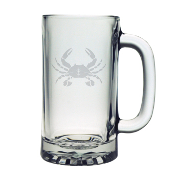 Crab Beer Mugs (set of 4)