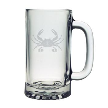 Crab Beer Mugs (set of 4)