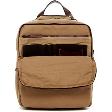 Canvas Convertible Backpack Messenger