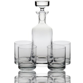 Wellington Double Old Fashioned Set of 5