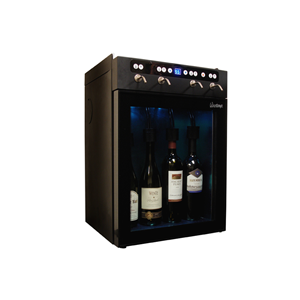 Vinotemp 4 Bottle Wine Cooler and Preservation System