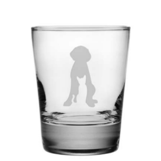 Dog and Cat DOF Glasses (set of 4)