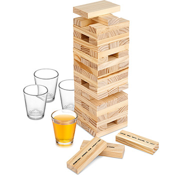 Drinking Tower Drinking Game