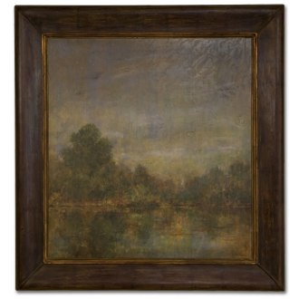 Eve's Lake Oil Painting Reproduction