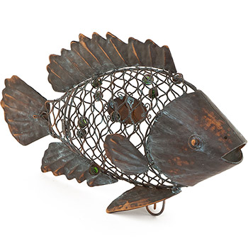 Cork Cage Fish Cork Holder