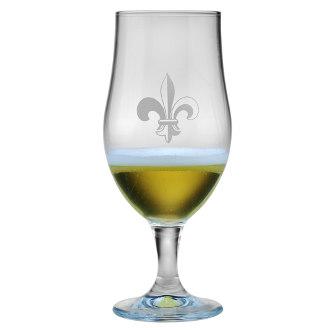 Fleur De Lis Munique Beer Chalices (set of 4)