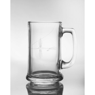Fly Fishing Beer Mugs