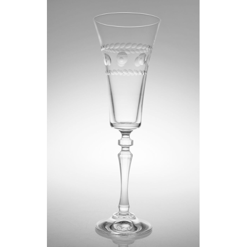 Gatsby Champagne Flutes (set of 4)