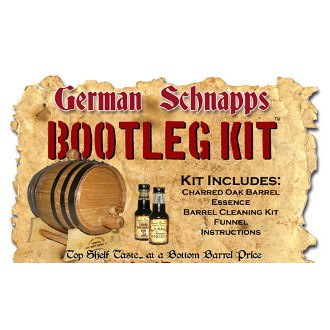 German Schnapps Making Kit
