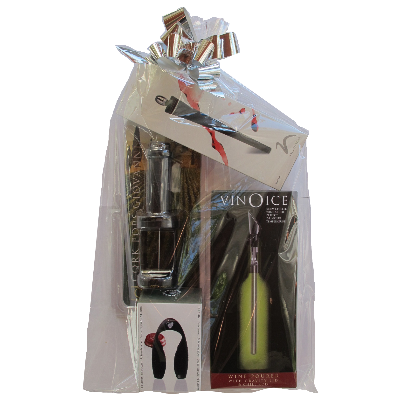 Essential Wine Accessories Gift Bag