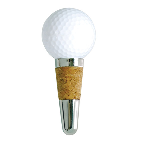 Golf Ball Bottle Stopper with Box