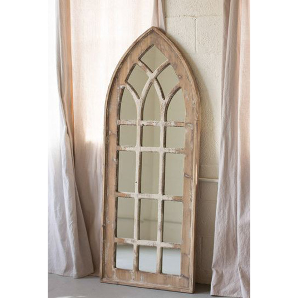 Gothic Arch Mirror - Tall Wall Decor