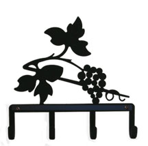Wrought Iron Grapevine Key holder