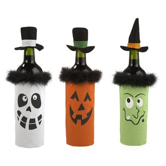 Halloween Wine Bottle Costume