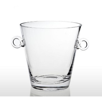 Badash Manhattan Ice Bucket 8""