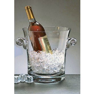 Badash Manhattan Ice Bucket, 9 Inch
