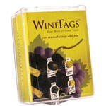 Wine Bottle Tags Mini Set