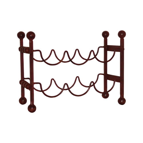 Mission 6 Horizontal Wine Rack