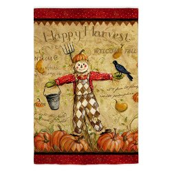 Happy Harvest Flag