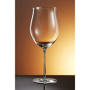 Bottega del Vino Crystal Rosso Burgunder Glasses (set of 4)