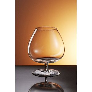 Bottega Del Vino Crystal Cognac Glasses (set of 4)