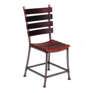 2 Day Designs Stave Back Dining Chair