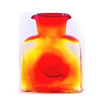 Tangerine Water Bottle