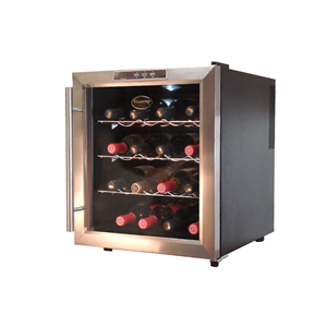 Vinotemp 16TEDS 16 Bottle Wine Cooler