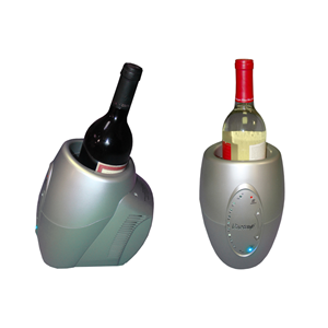 Vinotemp Single Bottle Electric Wine Chiller and Warmer