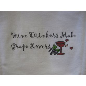 Wine Drinkers Make Grape Lovers Wine T-Shirt