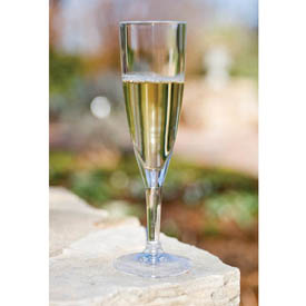 Acrylic Champagne Glasses (set of 4)