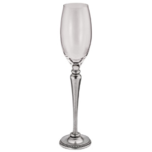Bead Champagne Glasses