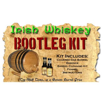 Irish Whiskey Making Kit