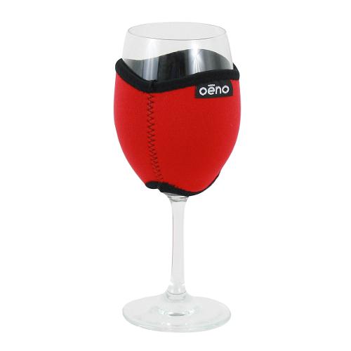 Koozie Vino Hug Neo - Red