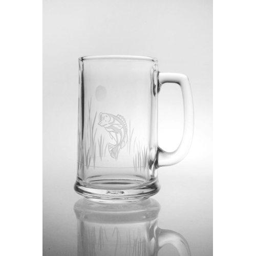 Lake Fish Beer Mugs (set of 4)